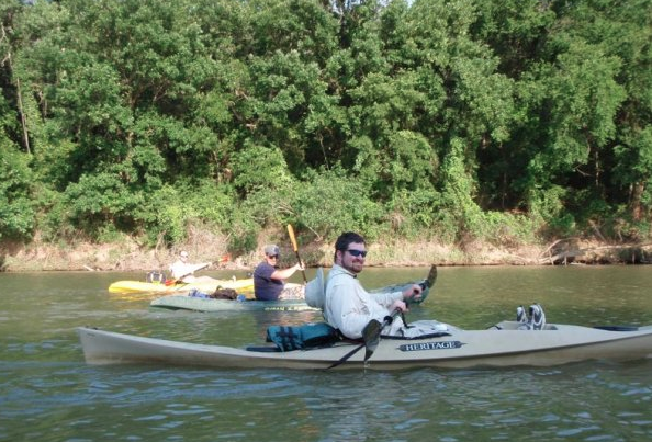 Kayak fishing on the brazos river with shane davies for Brazos river fishing